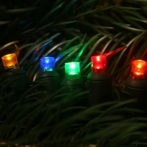 Repairing Christmas Mini Lights