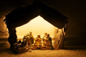 Rainy Day Projects – Make an Illuminated Manger