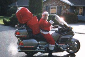 12 Volt Santa