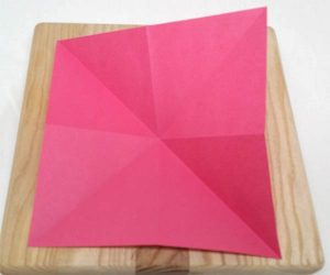 Paper lantern step 2