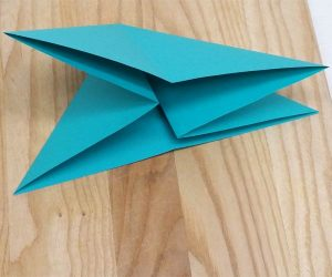 Paper lantern step 3