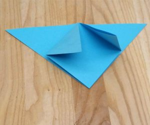 Paper lantern step 4