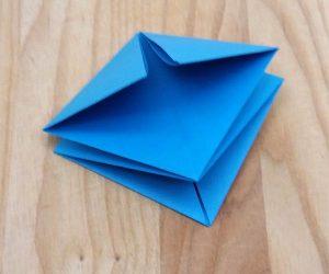 Paper lantern step 5