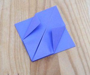 Paper lantern step 6