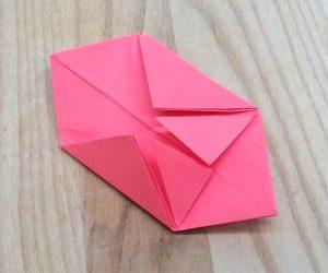 Paper lantern step 9