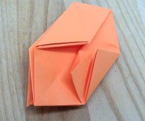 Paper lantern step 10