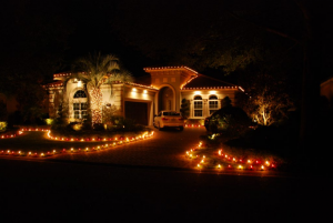 Our lights in action: Tile Clips in California
