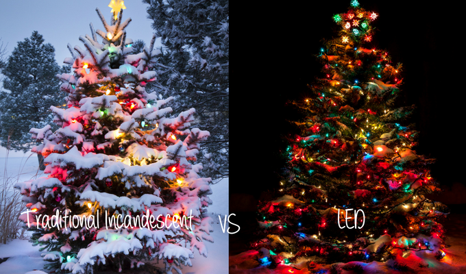 led or incandescent