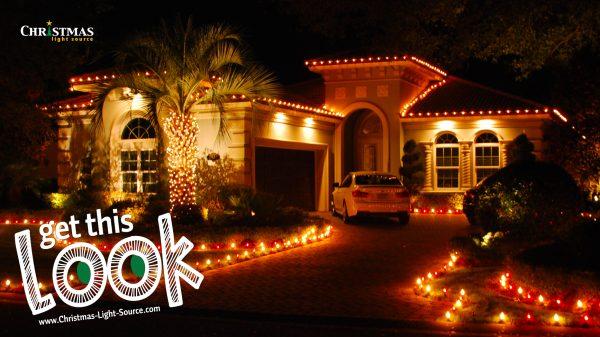 Installing lights on rooflines