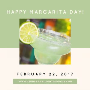 It's Margarita Day!  What's your favorite recipe?