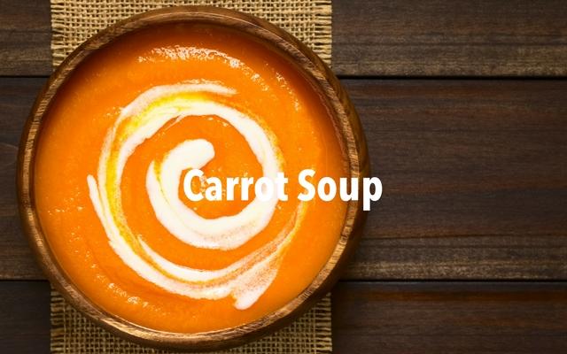 Easy Carrot Soup