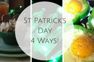 Four Ways to Add More Green to Your St. Patrick's Day