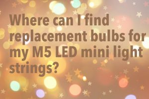 Where can I find replacement LED Bulbs?