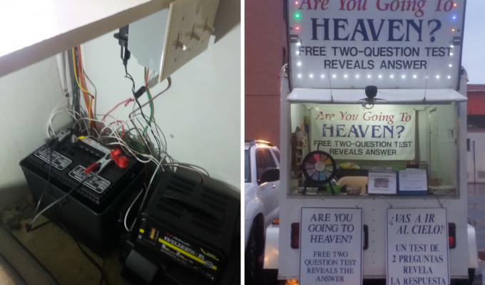 Customer Project: Using 12 volt lights with a battery