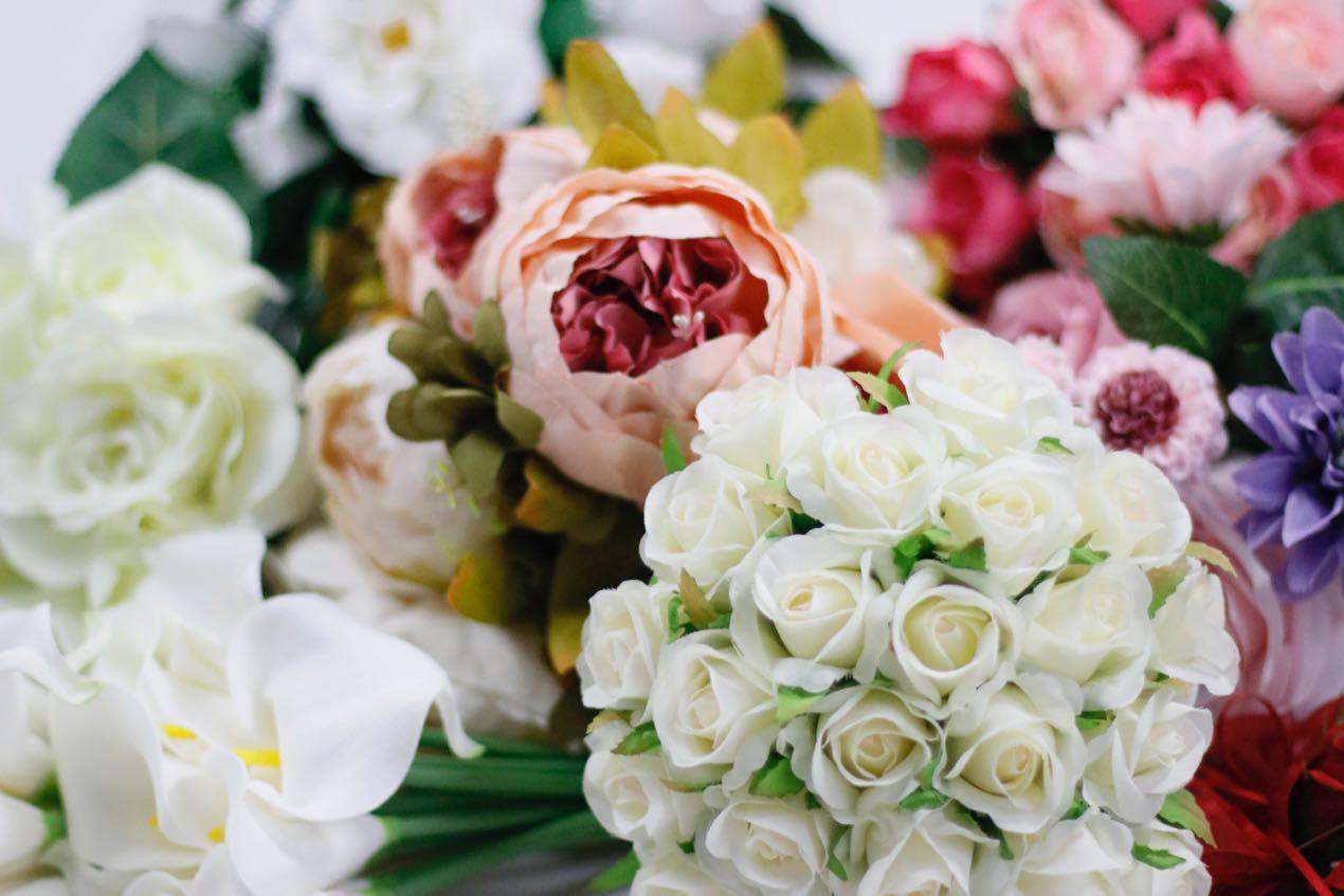 Diy Lighting A Wedding Bouquet