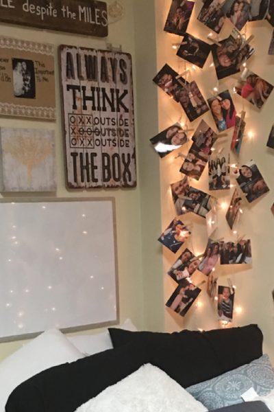 Customer Photo – Audrey's Dorm Room