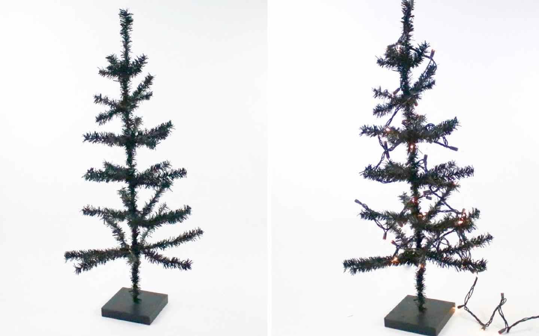 Halloween Mini Tree Christmas Light Source