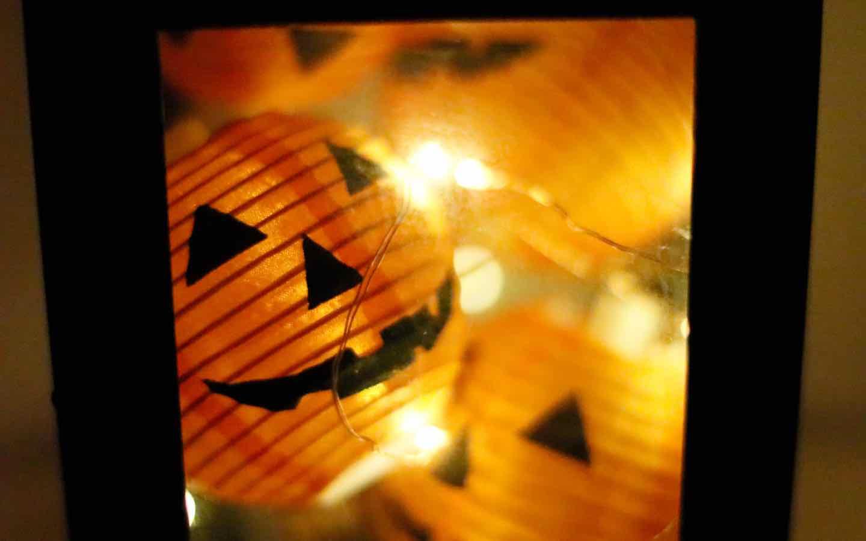 Halloween Lights Lighting A Lantern With Fun Fillers Christmas Light Source