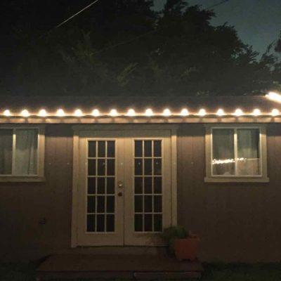 Lighting a Tiny House