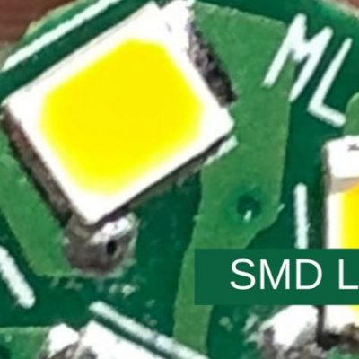 What are SMD bulbs? SMD vs DIP LEDs