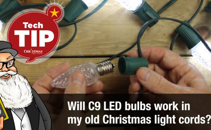 Repairing Christmas Lights Replace A C7 Or C9 Socket Christmas Light Source