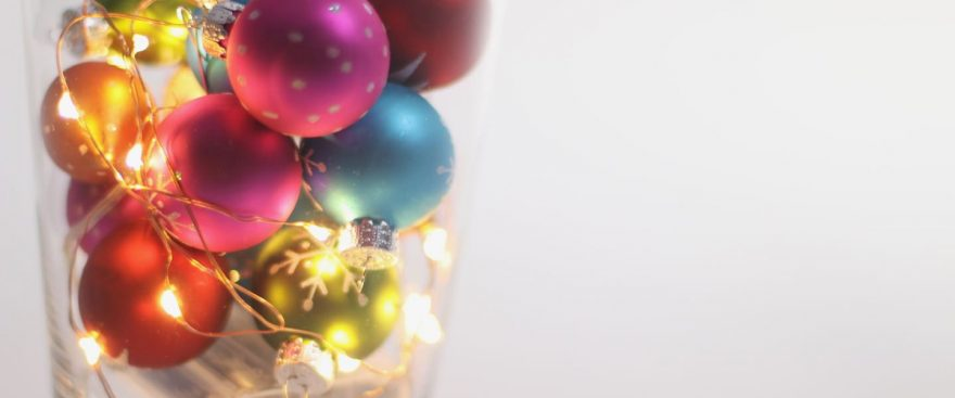 Christmas Ornaments and Lights – Simply Beautiful