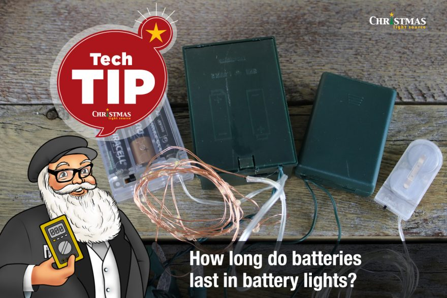 How Long Do Battery Lights Last?