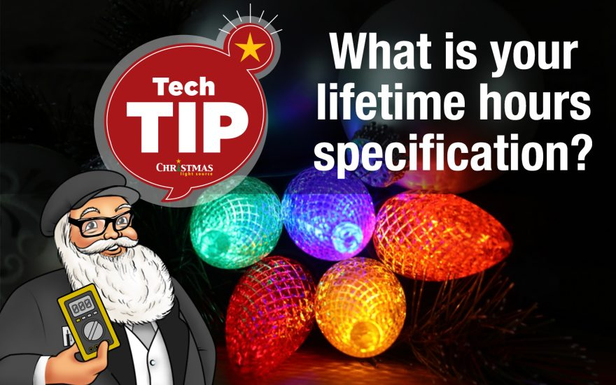 What is the Average Rated Lifetime hours for your bulbs?