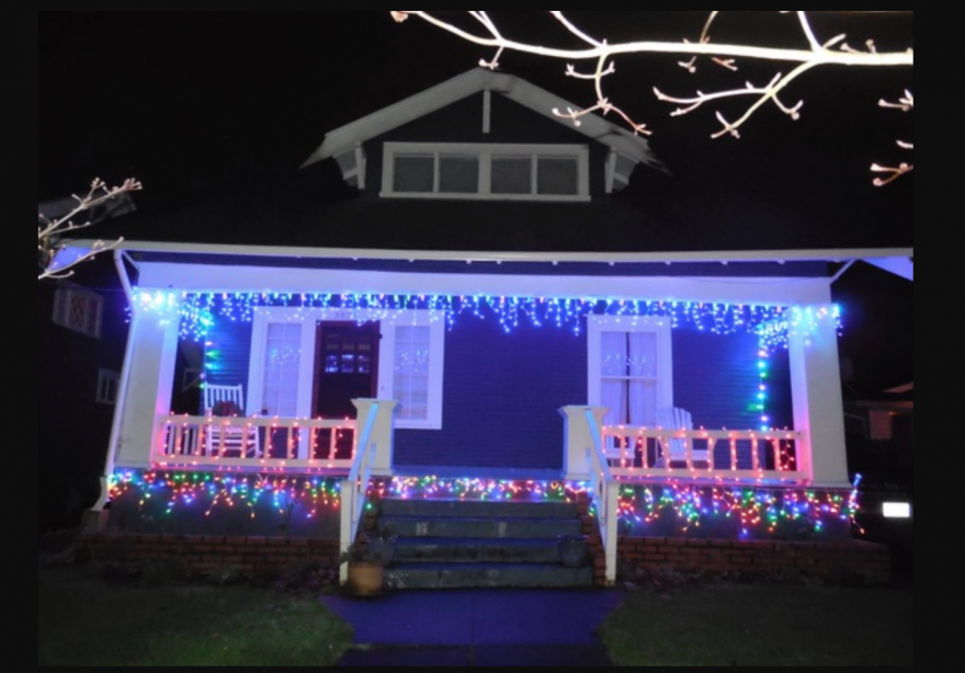 Get the Look! LED Icicle Lights and LED Light Strings