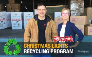 Christmas Lights Recycling Program