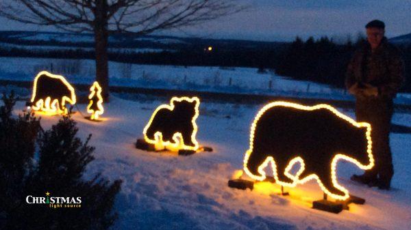 Nova Scotia Christmas Lights