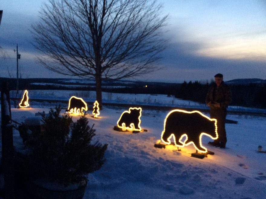 Christmas Lights spread joy in Nova Scotia