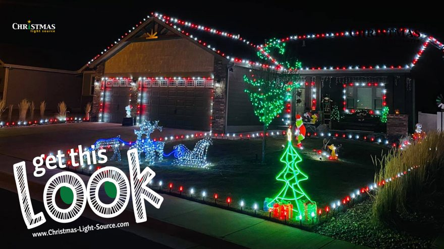 Get This Look: C9 LED Bulbs and Cords in Wyoming!