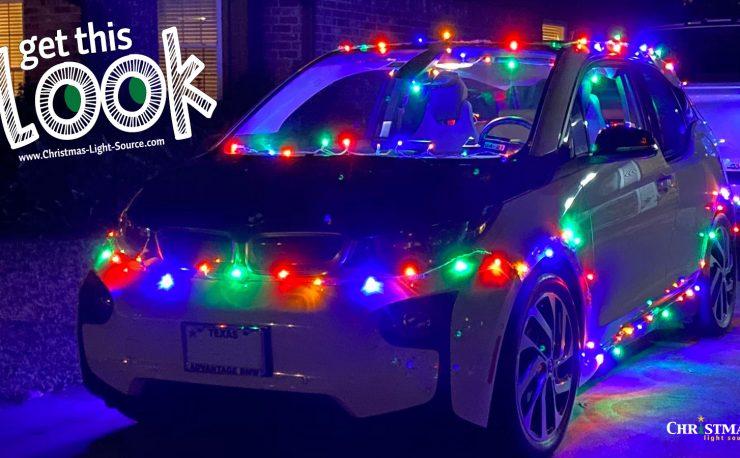 Lighting your car
