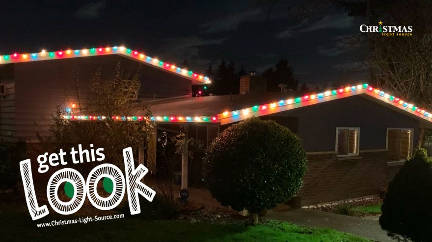 Get This Look: Classic Round Satin Finish Bulbs for Christmas