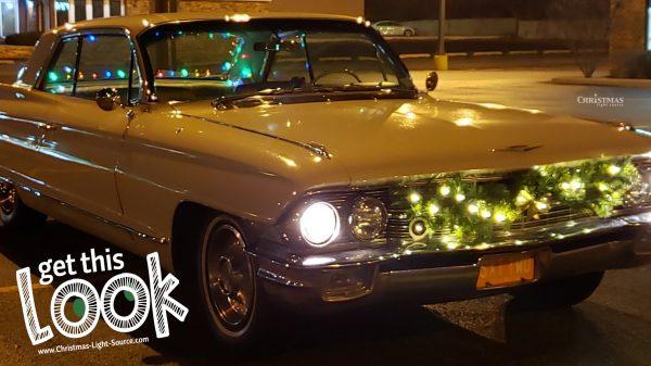 Christmas Lights On Your Car