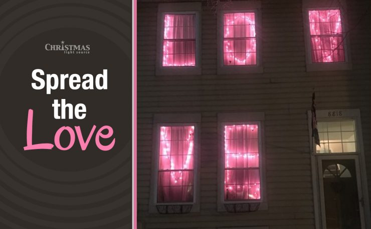Spread the Love - Valentine's Day Lights