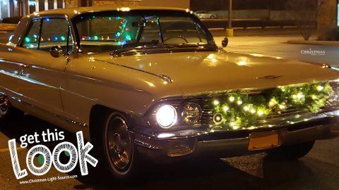 Light up a classic car